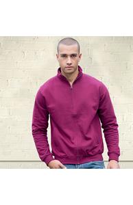 Fresher full zip sweatshirt