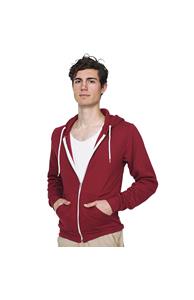 Flex fleece zip hoodie (F497)