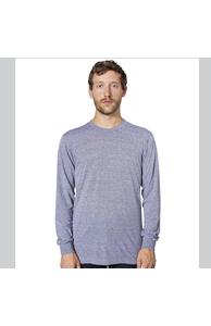 Tri-blend long sleeve t-shirt (TR407)
