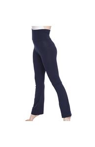 Women's cotton Spandex Jersey yoga pants (8300)