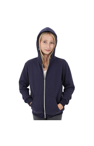 Youth flex fleece zip hoodie (F297)