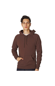 California fleece pullover hoodie (5495)