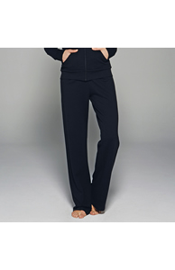 Fleece Straight Leg Sweat Pant