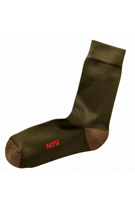 CR037 Womens Nosilife Twin Pack Socks