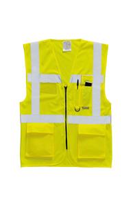 Hi-vis executive vest (S476)