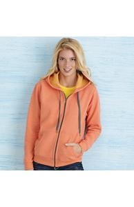 Women's Heavy Blend™ vintage full-zip hoodie