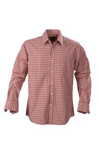 Austin checked shirt