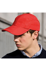Fold-up baseball cap