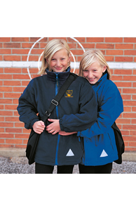 Junior/youth reversible StormDri 4000 fleece jacket