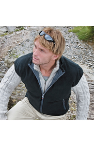 Reversible Polartherm™ bodywarmer