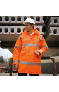 Safeguard jacket