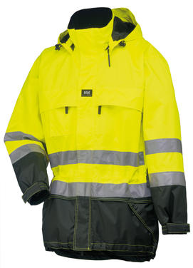 71374 Potsdam Hi Vis Jacket by Helly Hansen Workwear