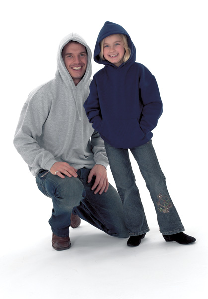 Uneek UC501 Premium Hooded Sweatshirt