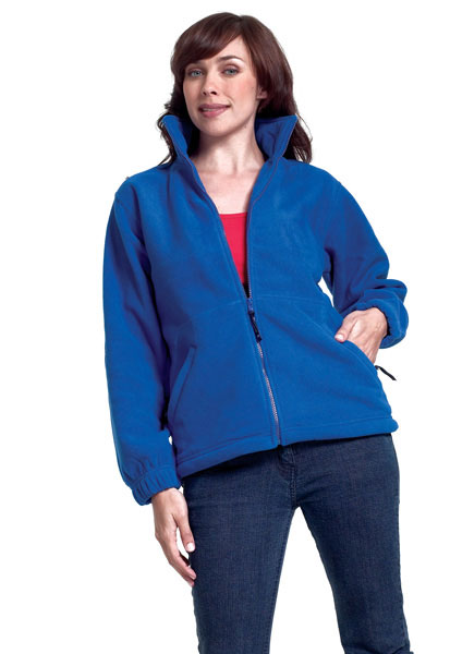 Uneek UC601 Premium Fleece Full Zip