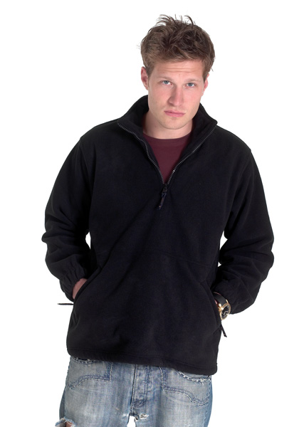 UC602 Adults Premium 1/4 Zip Fleece Jacket