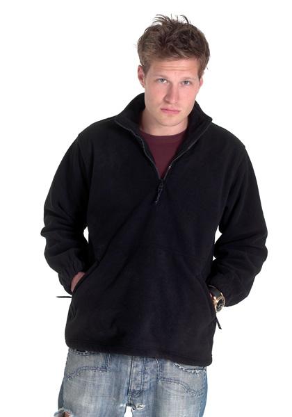 UC602 Adults Premium 1/4 Zip Fleece Jacket
