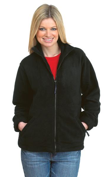 UC604 Adults Classic Full Zip Fleece Jacket
