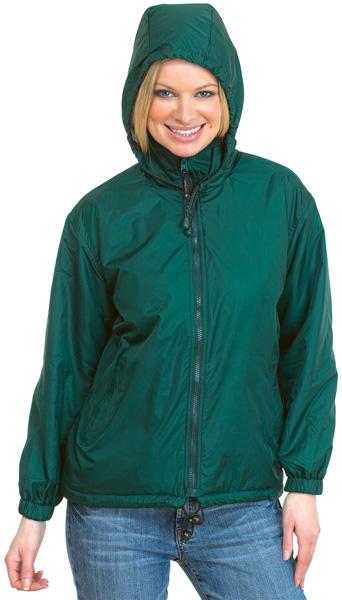 UC605 Adults Premium Reversible Fleece Jacket