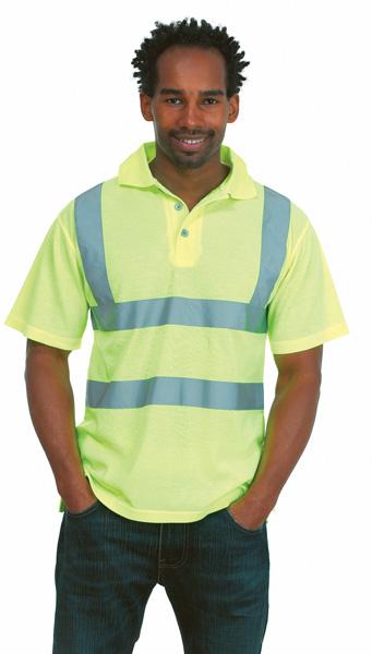 Uneek UC805 High Visibility Poloshirt