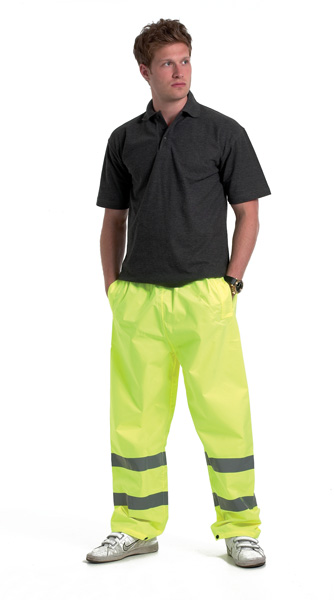 Uneek UC807 High Visibility Trouser