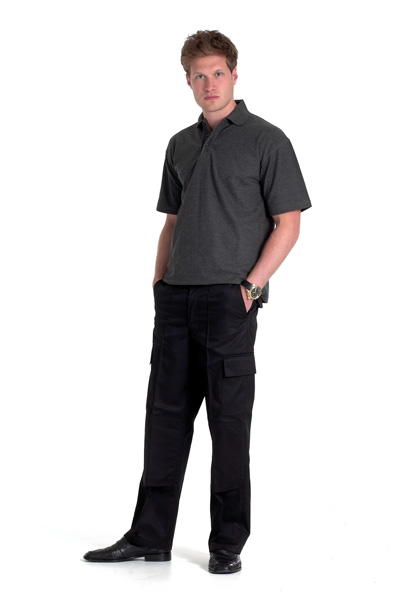 Uneek UC904 Cargo Trouser with Knee Pad Pocket