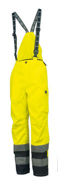 71475 Potsdam Hi Vis Pant by Helly Hansen Workwear