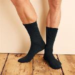 Gildan platinum crew men's socks (6 pairs per pack)